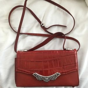 Red Brighton Purse